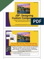 jsf Custom Components