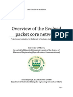 Intro to Evolved Packet Core Network