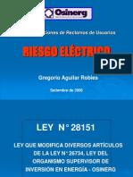 Copia (2) de Riesgo Eléctrico  ML 511 - ML 244   13.09.2006
