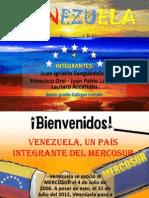 Venezuela-Trabajo Final de  Juan Ignacio, Francisco,Juan Pablo y Lautaro -Colegio Lincoln