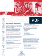 Intro Workplace Flexibility