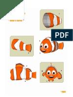 Marlin Nemo - LitArt JPR
