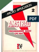 MA - 2 - Programmes Basic CPC 464.pdf