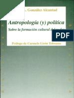 Antropología (y) política. Sobre la formación cultural del poder