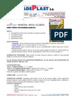 154 Polistirol Mineralwool Kleber