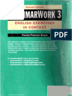 GrammarWork 3 English Exercises in Context, Second Edition