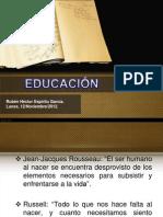 HISTORIA GENERAL DE LA EDUCACIÓN