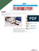 Dicas - Geral - Como criar pendrive bootável no Windows e no Linux