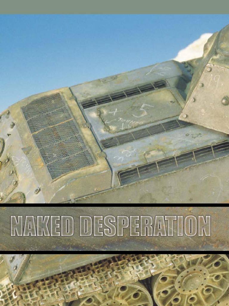 AFV Modeller - Issue 08 - 5 - Naked Desperation Part 2