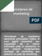 Cercetarea Calitativa de Marketing