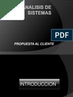 Analisis de Sistemas