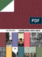 Boitempo Editorial - Catalogo 2011-12