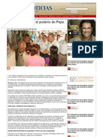 24-05-2013 La Juárez muestra el poderío de Pepe Elías