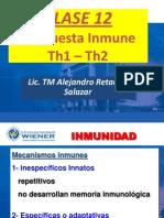 Respuesta Inmune Th1 – Th2