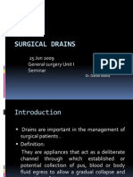 Surgical Drains Presentation 1 (2)