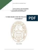 Curso Basico de Tecnologia Del Concreto