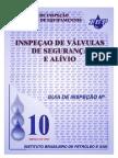 IBP inspeção de válvula de segurança Guia 10-revisao2
