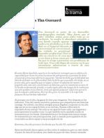 Entrevista a Tim Guenard