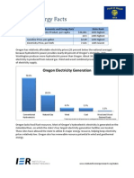 Oregon energy report