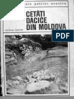 Cetatile Dacice Din Moldova