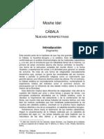 Idel, Moshe - Cabala. Nuevas perspectivas. Introducción