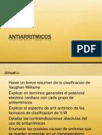antiarritmcos