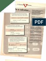 Aprenda a hacer cálculos financieros (OCU, Dinero y Derechos #34, abril 1996)