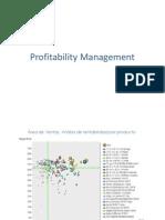 Profitability Management