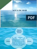 SESION Nº5 AGUA DE MAR