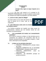 Preguntas de Etica 10 - 18