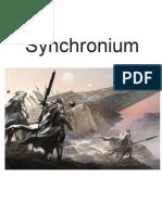 Synchronium Alpha 05 0513