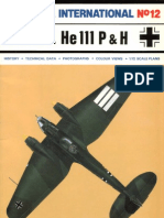 Aerodata International 12 Heinkel He111