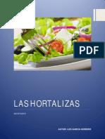 RECETARIO HORTALIZAS