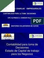 Alfredo Condor - Contabilidad