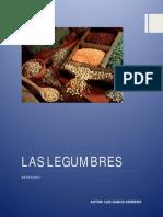 RECETARIO LEGUMBRES