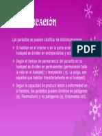 CLASIFICACIÓN parasitologia.pptx
