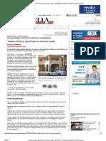 'Mulino, Moltó y Ayú Prado no hicieron nada' _ 2013-05-10 _ Noticias La Estrella Online Panama