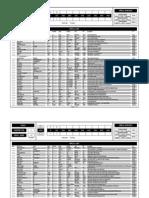 Charity, Level 2 - Spell Sheet