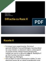 62332783 Difractia Cu Raze X
