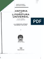 La Literatura Latina en La Epoca Imperial (Riquer)