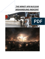 All About the Minot Afb Nuclear Weapons Mishandling Indicent
