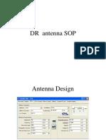 DR Antenna SOP