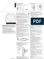 GE29195 corded phone user manual