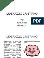 LIDERAZGO CRISTIANO.ppt