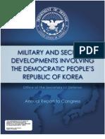 Military & Security Developments Involving… Korea 2012 - Report
