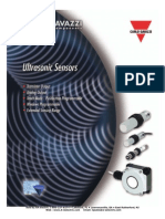Ultrasonic Sensors Laflet