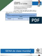 Actividad de Aprendizaje unidad 4 Planificación de la Realización del Producto