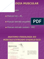 Aula 08 - Fisiologia Muscular