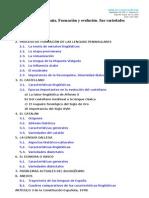 material - lengua española
