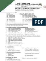 PLAN 2012-2013